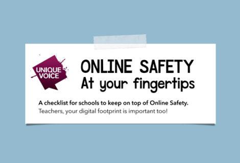 Online Safety Teacher Checklist