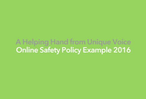 Online Safety Policy Example