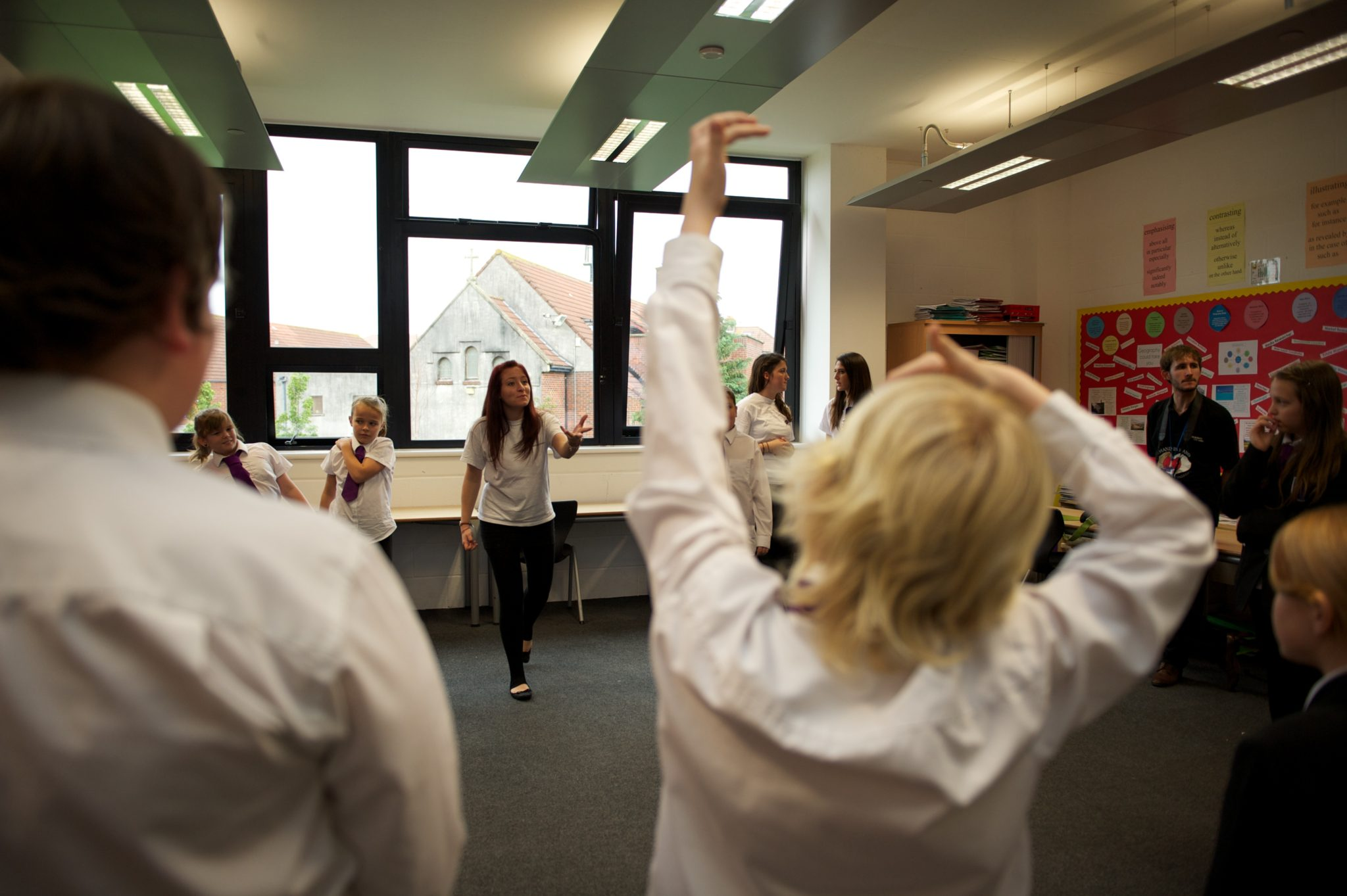 Our Voice: How Drama Enhances Learning