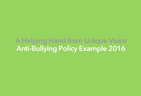 Anti-Bullying Policy Example