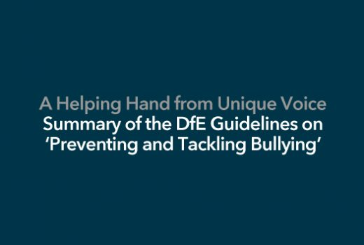 Preventing and Tackling Bullying Guidelines