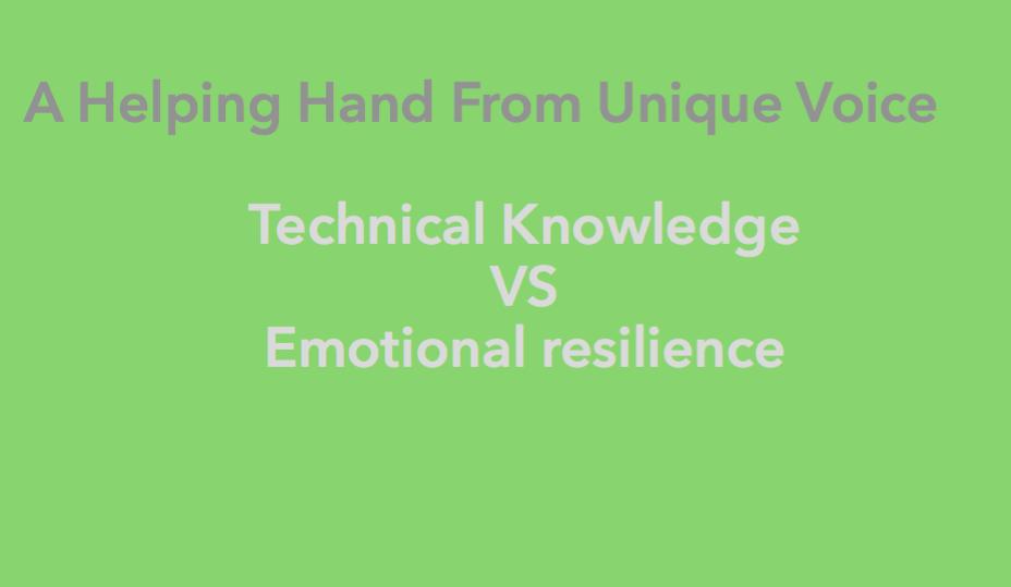 Helping Hand – Tech Vs Emotion