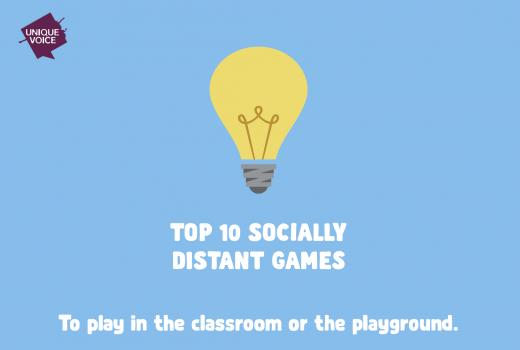 Top 10 Socially Distanced Games