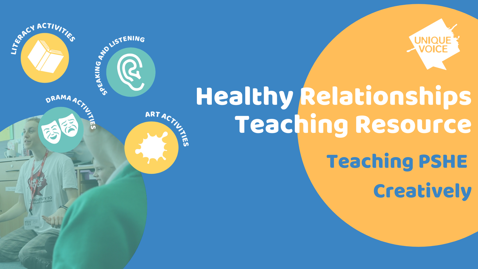 Teaching Healthy Relationships Creatively – a complete 6 week scheme