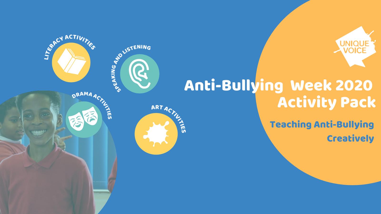Anti-Bullying Activity Pack